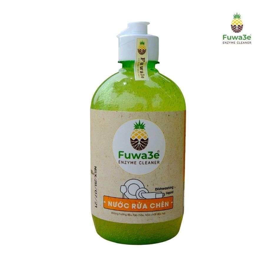 Nước rửa chén Fuwa3e 500ml