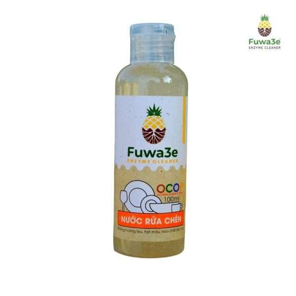 Nước rửa chén Fuwa3e 100ml