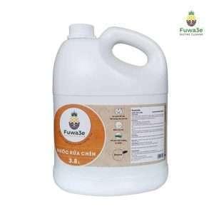 Nước rửa chén Fuwa3e 3.8l