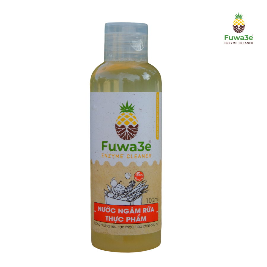 Nước ngâm rửa thực phẩm Fuwa3e 100ml