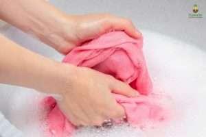 nước giặt dành cho da nhạy cảm