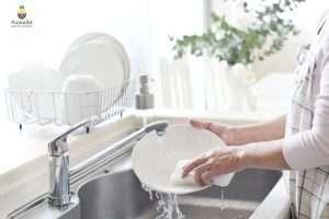 nước rửa chén Enzyme