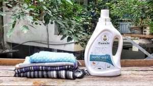 Nước giặt sinh học