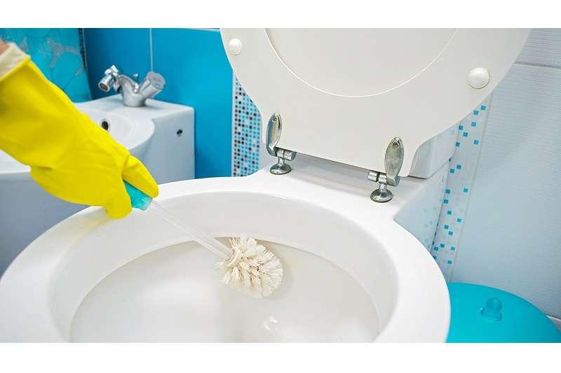 cách vệ sinh bồn cầu sạch khuẩn