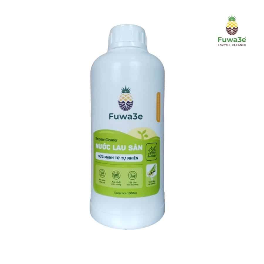 công dụng nước lau sàn organic