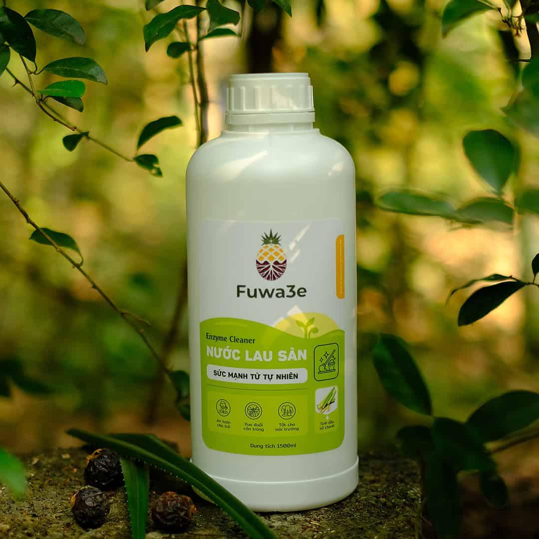 Nước lau sàn thơm, xua đuổi côn trùng và an toàn cho sức khỏe