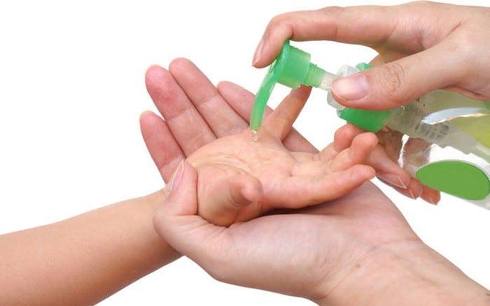 Nước rửa tay sát khuẩn có gì đặc biệt